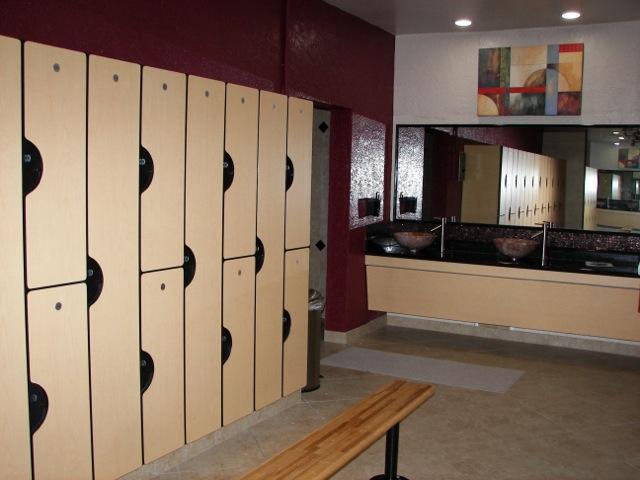 TTF Locker Room