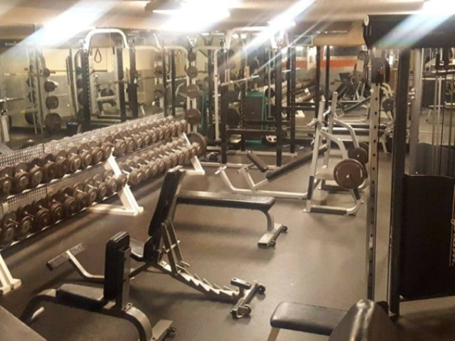 TTF Weight Room